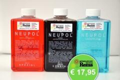 Neupool €17,95/Flasche
