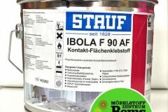 Kontaktkleber Kübel 5kg F90 exkl. Mwst. € 37,95, inkl. Mwst. € 45,54